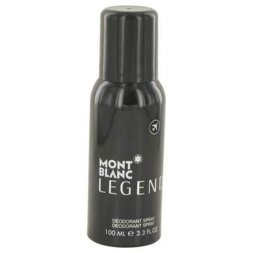 MontBlanc Legend by Mont Blanc Deodorant Spray 3.3 oz (Men)