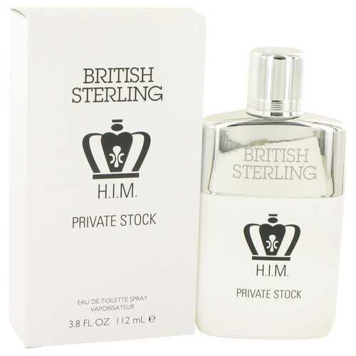 British Sterling Him Private Stock by Dana Eau De Toilette Spray 3.8 oz (Men)