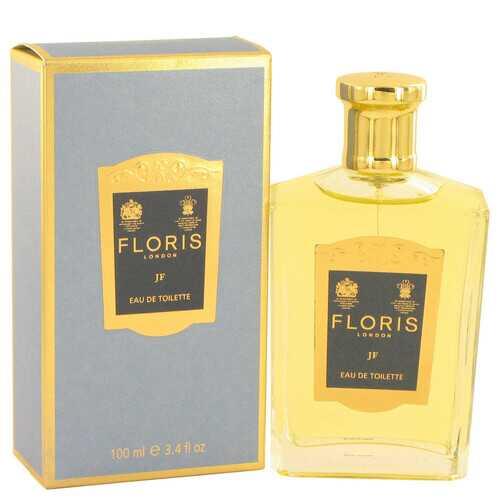 Floris JF by Floris Eau De Toilette Spray 3.4 oz (Men)