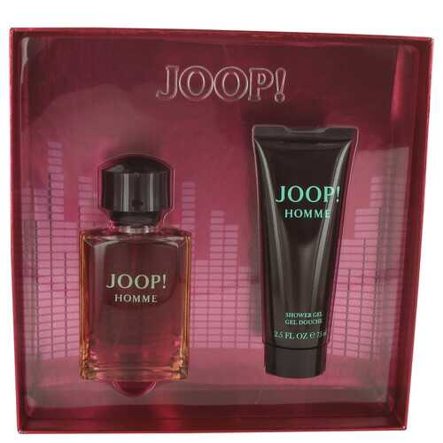 JOOP by Joop! Gift Set -- 2.5 oz Eau De Toilette Spray + 2.5 oz Shower Gel (Men)