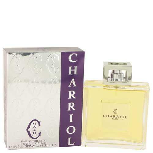 Charriol by Charriol Eau De Toilette Spray 3.4 oz (Men)