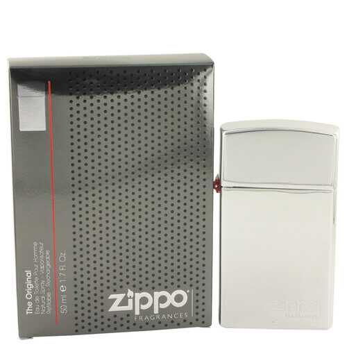 Zippo Original by Zippo Eau De Toilette Spray Refillable 1.7 oz (Men)