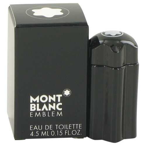 Montblanc Emblem by Mont Blanc Mini EDT .15 oz (Men)