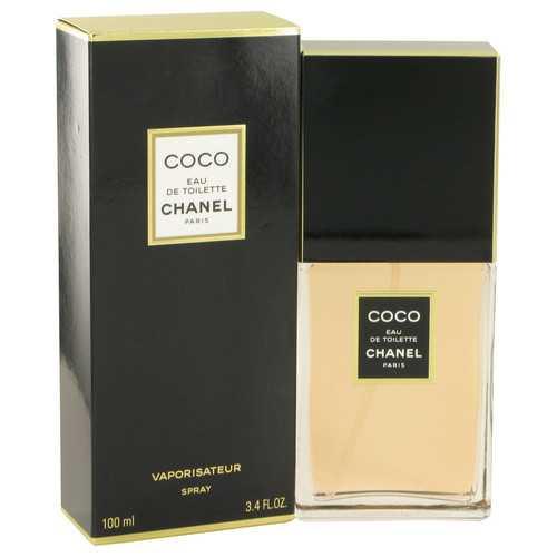 COCO by Chanel Eau De Toilette Spray 3.4 oz (Women)