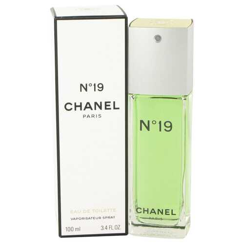 CHANEL 19 by Chanel Eau De Toilette Spray 3.4 oz (Women)