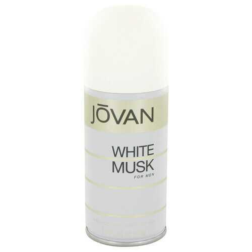 JOVAN WHITE MUSK by Jovan Deodorant Spray 5 oz (Men)