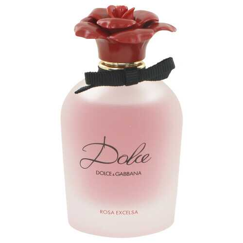 Dolce Rosa Excelsa by Dolce & Gabbana Eau De Parfum Spray (Tester) 2.5 oz (Women)