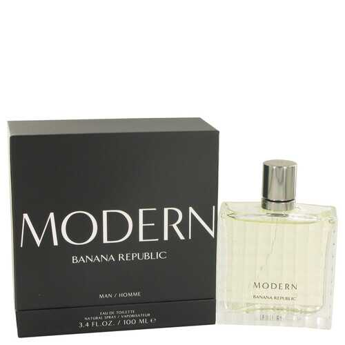 Banana Republic Modern by Banana Republic Eau De Toilette Spray 3.4 oz (Men)