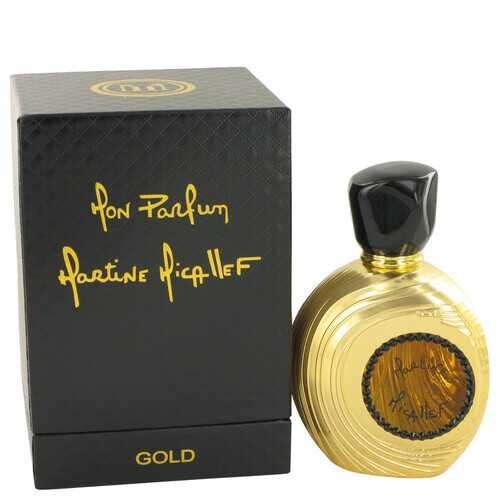 Mon Parfum Gold by M. Micallef Eau De Parfum Spray 3.3 oz (Women)