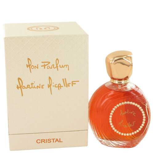 Mon Parfum Cristal by M. Micallef Eau De Parfum Spray 3.3 oz (Women)