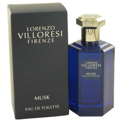 Lorenzo Villoresi Firenze Musk by Lorenzo Villoresi Eau De Toilette Spray (Unisex) 3.3 oz (Women)