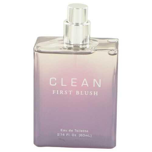 Clean First Blush by Clean Eau De Toilette Spray (Tester) 2.14 oz (Women)