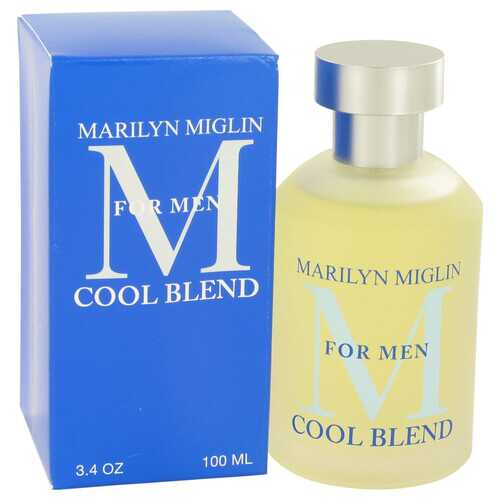 Marilyn Miglin Cool Blend by Marilyn Miglin Cologne Spray 3.4 oz (Men)