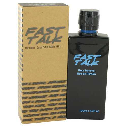 Fast Talk by Erica Taylor Eau De Parfum Spray 3.4 oz (Men)