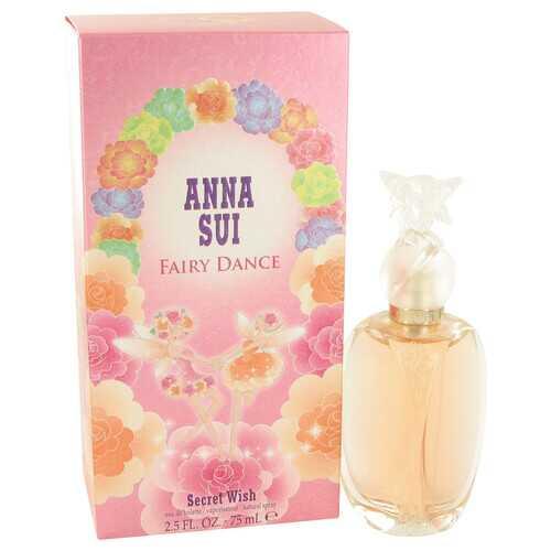 Secret Wish Fairy Dance by Anna Sui Eau De Toilette Spray 2.5 oz (Women)