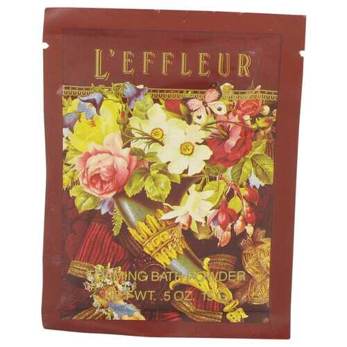 L'EFFLEUR by Coty Foaming Bath Powder .5 oz (Women)