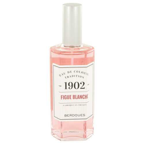 1902 Figue Blanche by Berdoues Eau De Cologne Spray (Unisex) 4.2 oz (Women)