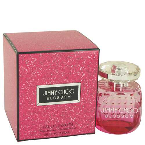 Jimmy Choo Blossom by Jimmy Choo Eau De Parfum Spray 2 oz (Women)