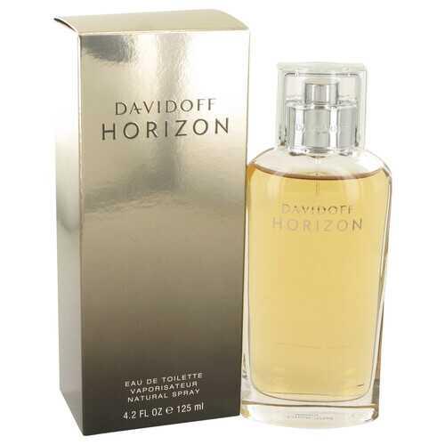 Davidoff Horizon by Davidoff Eau De Toilette Spray 4.2 oz (Men)