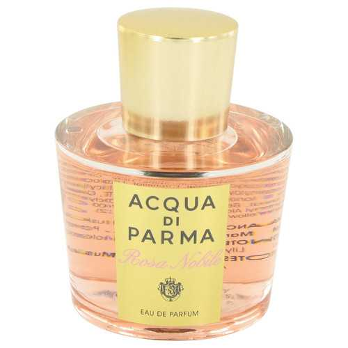 Acqua Di Parma Rosa Nobile by Acqua Di Parma Eau De Parfum Spray (Tester) 3.4 oz (Women)