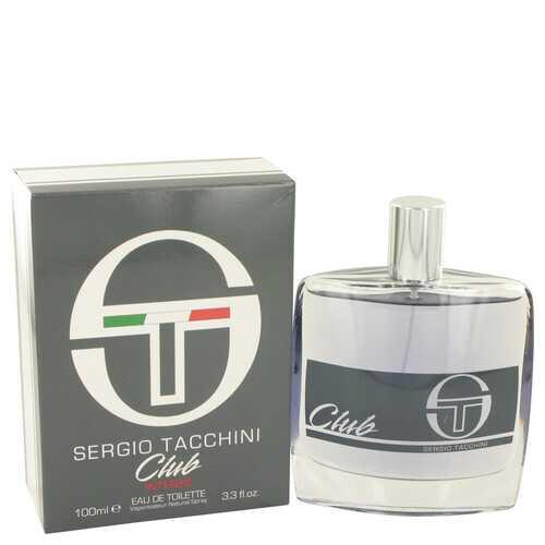 Sergio Tacchini Club Intense by Sergio Tacchini Eau De Toilette Spay 3.3 oz (Men)