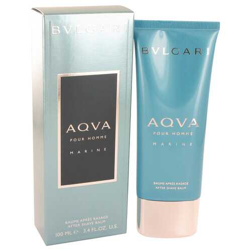 Bvlgari Aqua Marine by Bvlgari After Shave Balm 3.4 oz (Men)