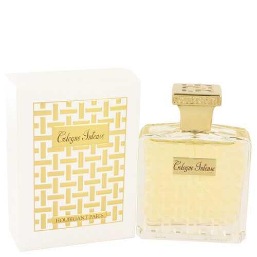 Houbigant Cologne Intense by Houbigant Eau De Parfum Spray 3.4 oz (Men)