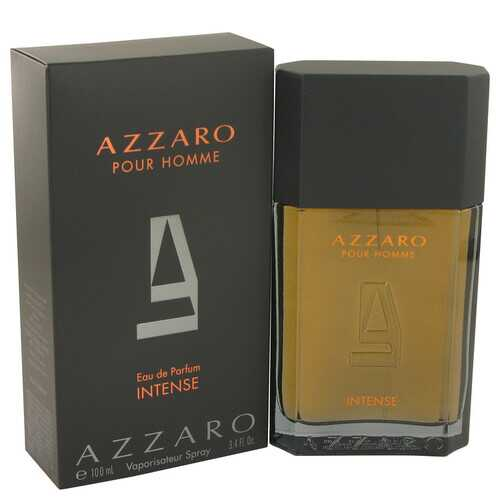 Azzaro Intense by Azzaro Eau De Parfum Spray 3.4 oz (Men)