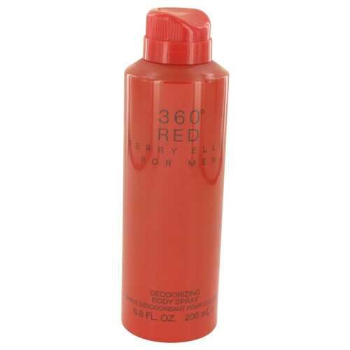 Perry Ellis 360 Red by Perry Ellis Body Spray 6.8 oz (Men)