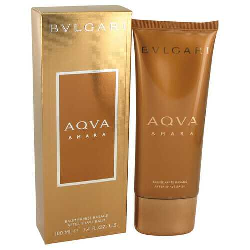 Bvlgari Aqua Amara by Bvlgari After Shave Balm 3.4 oz (Men)