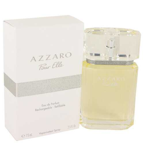 Azzaro Pour Elle by Azzaro Eau De Parfum Refillable Spray 2.5 oz (Women)