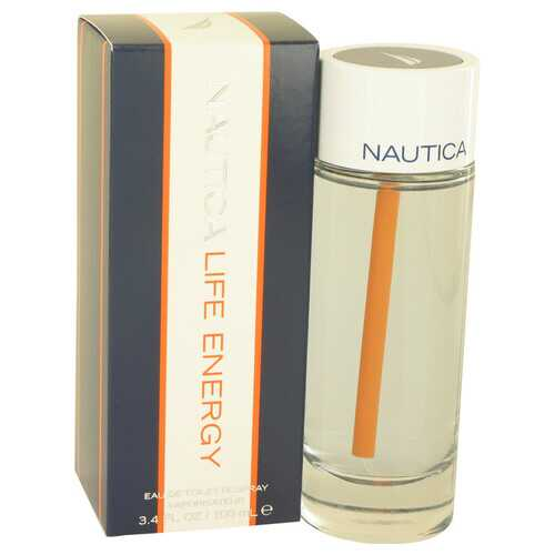 Nautica Life Energy by Nautica Eau De Toilette Spray 3.4 oz (Men)