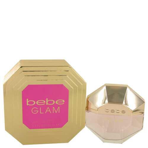 Bebe Glam by Bebe Eau De Parfum Spray 3.4 oz (Women)