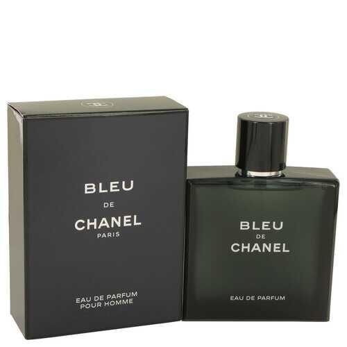 Bleu De Chanel by Chanel Eau De Parfum Spray 3.4 oz (Men)