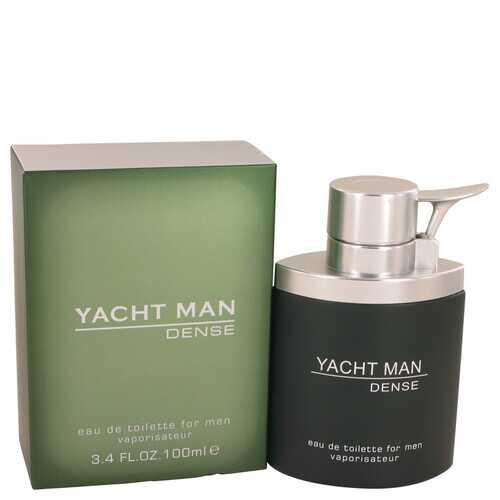 Yacht Man Dense by Myrurgia Eau De Toilette Spray 3.4 oz (Men)