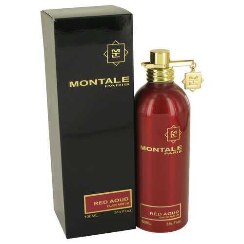 Montale Red Aoud by Montale Eau De Parfum Spray 3.4 oz (Women)