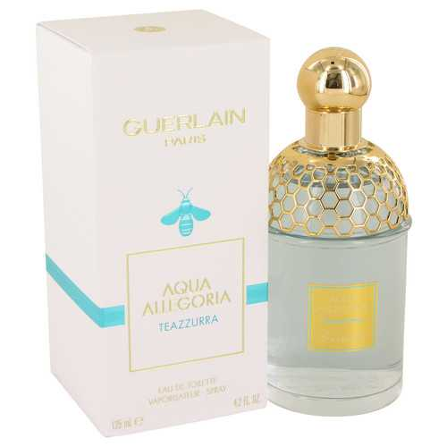 Aqua Allegoria Teazzurra by Guerlain Eau De Toilette Spray 4.2 oz (Women)