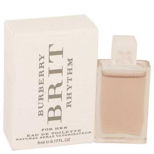 Burberry Brit Rhythm by Burberry Mini EDT .17 oz (Women)