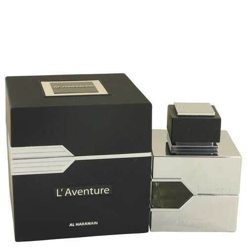 L'aventure by Al Haramain Eau De Parfum Spray 3.3 oz (Men)