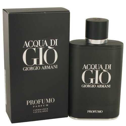 Acqua Di Gio Profumo by Giorgio Armani Eau De Parfum Spray 4.2 oz (Men)