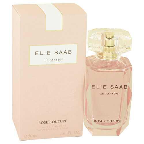 Le Parfum Elie Saab Rose Couture by Elie Saab Eau De Toilette Spray 1.6 oz (Women)