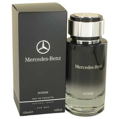 Mercedes Benz Intense by Mercedes Benz Eau De Toilette Spray 4 oz (Men)