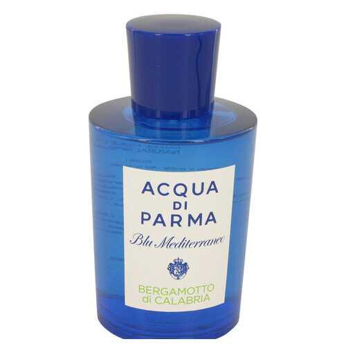 Blu Mediterraneo Bergamotto Di Calabria by Acqua Di Parma Eau De Toilette Spray (Tester) 5 oz (Women)