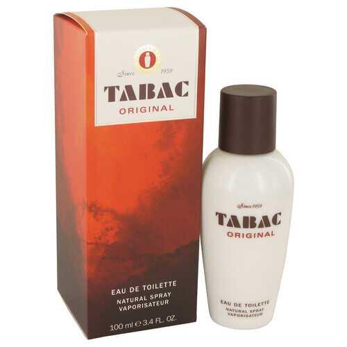 TABAC by Maurer & Wirtz Eau De Toilette Spray 3.4 oz (Men)