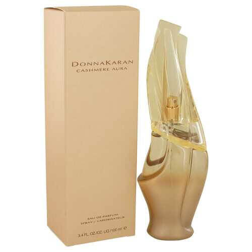 Cashmere Aura by Donna Karan Eau De Parfum Spray 3.4 oz (Women)