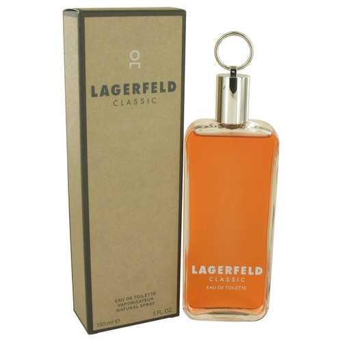 LAGERFELD by Karl Lagerfeld Eau De Toilette Spray 5 oz (Men)