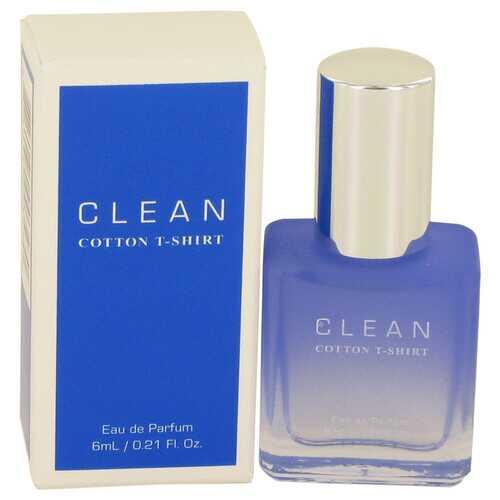 Clean Cotton T-Shirt by Clean Mini EDP .21 oz (Women)