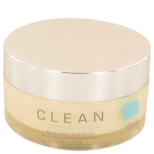 Clean Shower Fresh by Clean Rich Body Butter 5 oz (Women)