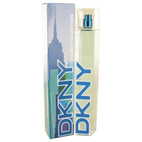 DKNY Summer by Donna Karan Energizing Eau De Cologne Spray (2016) 3.4 oz (Men)