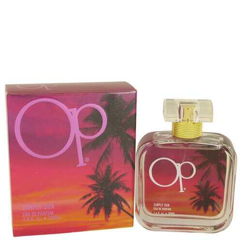 Simply Sun by Ocean Pacific Eau De Parfum Spray 3.4 oz (Women)